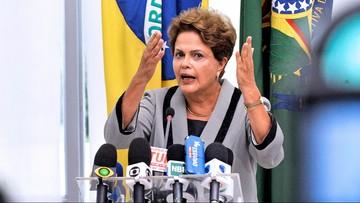 12-05-2016 19:54 Prezydent Brazylii zawieszona w obowiązkach głowy państwa