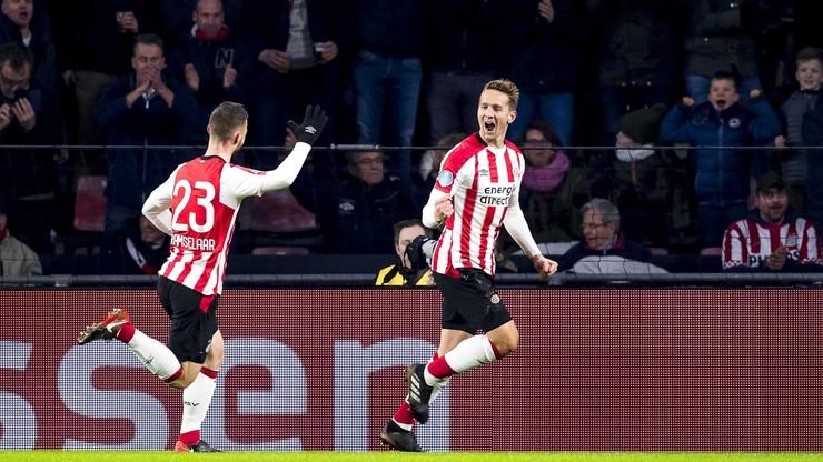 Eredivisie: PSV Eindhoven rozbiło ADO Den Haag w 35 minut!