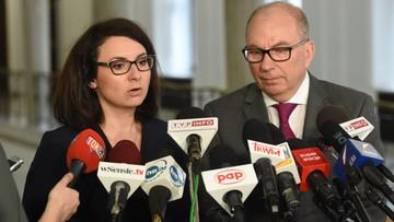 24-02-2017 09:41 Nowoczesna: niech Ziobro wyjaśni kwestie zw. z przesłuchaniem premier Szydło