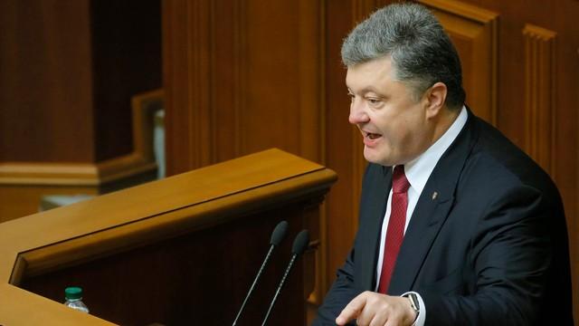 Poroszenko: groźba rosyjskiej agresji niezwykle duża