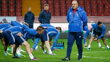2016-11-15 Rumunia przegrała z Rosją. Fajerwerki dopiero po meczu (WIDEO)
