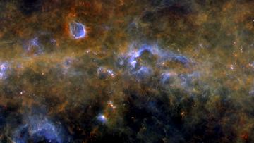 24-04-2016 16:05 Tak wygląda Droga Mleczna. Przepiękna panorama naszej galaktyki