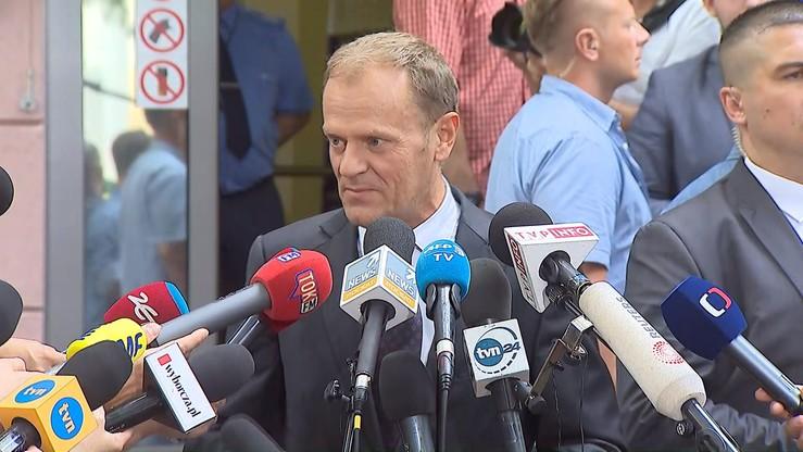 Tusk: UE gotowa zaostrzyć sankcje wobec Korei Płn.