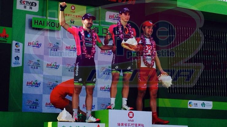 Bonifazio wygrał 2. etap Tour of Hainan