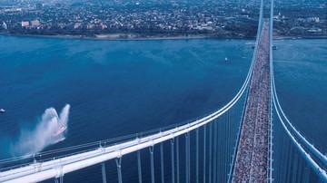 2016-11-05 Maraton nowojorski: 250 Polaków w gronie 51 000 osób ze 110 krajów