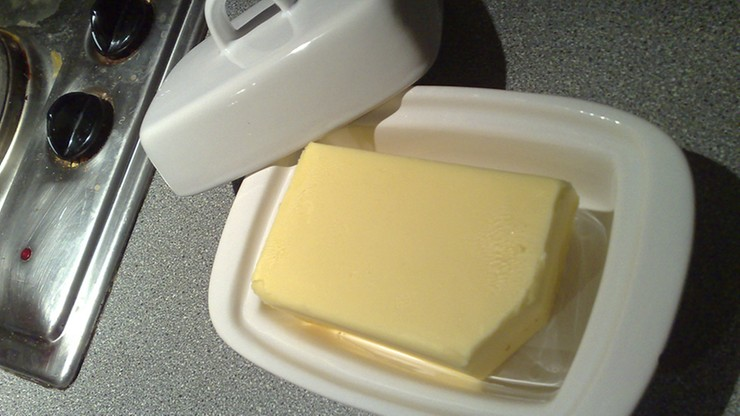 We francuskich supermarketach brakuje masła