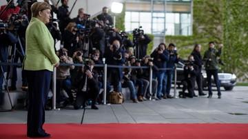 12-05-2017 10:42 Merkel gotowa do rozmów z Macronem o wzmocnieniu strefy euro