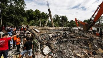 07-12-2016 10:34 Trzęsienie ziemi w Indonezji. Rośnie liczba ofiar