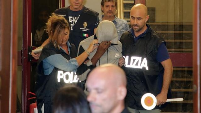Włochy: Kongijczyk przyznał się do napadu na Polaków w Rimini