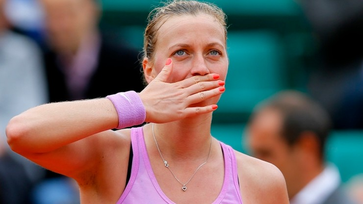 Kvitova w 1/8 finału French Open