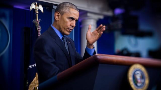 Obama broni swej strategii ws. Syrii - Asad musi odejść