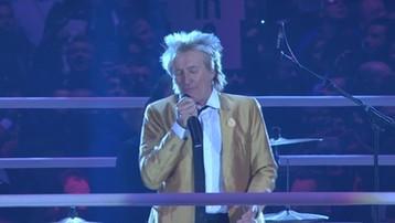 2015-11-29 Tak Rod Stewart śpiewał przed walką Kliczko - Fury (WIDEO)