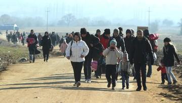 29-12-2015 20:44 Bułgaria: 109 nielegalnych imigrantów porzuconych na autostradzie