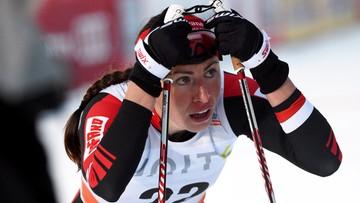 28-11-2015 13:33 Justyna Kowalczyk 29. w Kuusamo, wygrała Johaug