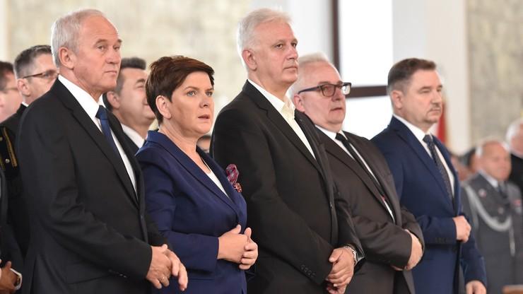 Premier Szydło: nie pozwolę, by polskie górnictwo zostało zniszczone