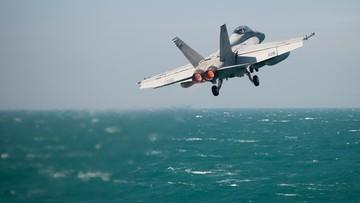 27-05-2016 05:09 Kolizja amerykańskich samolotów wojskowych nad Atlantykiem