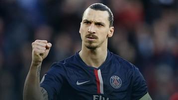 2015-12-04 PSG gromi na wyjeździe, dwa gole Zlatana