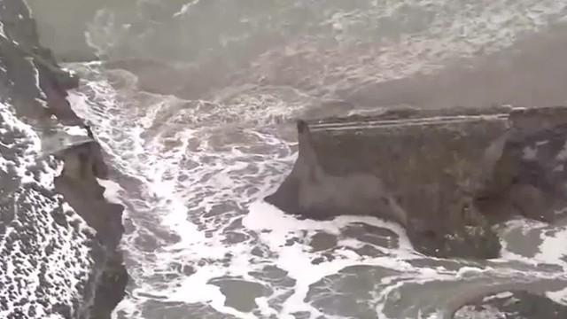 Potężna powódź w Nevadzie. Żywioł zniszczył tamę