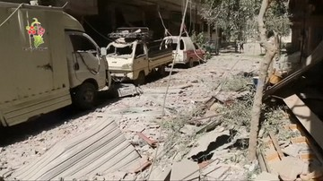 """09-07-2017 11:38 Syria: zaczął obowiązywać rozejm na południowym zachodzie kraju. """"Nie dochodzi do ataków ani starć"""""""