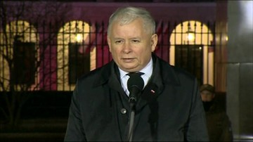 Kaczyński: Polska musi sama dojść do prawdy o Smoleńsku