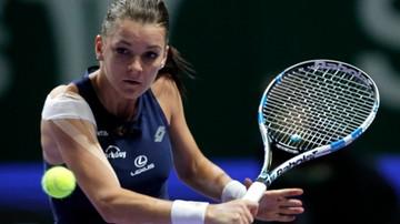 2015-10-26 Agnieszka Radwańska nadal szósta w świecie