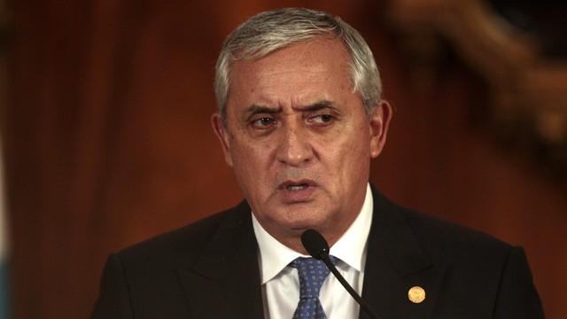 Gwatemala: prokuratura chce zatrzymania prezydenta