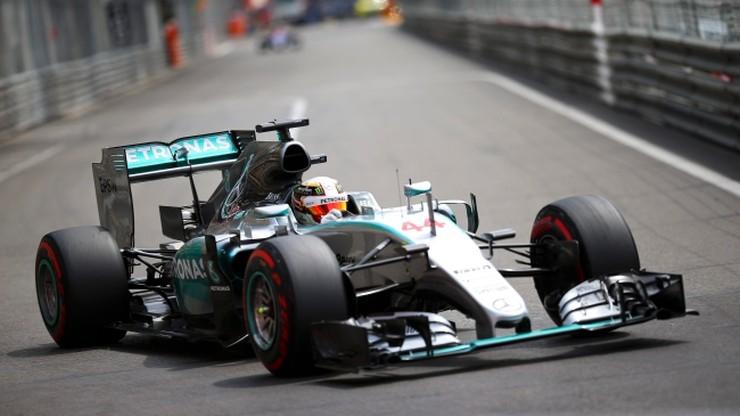 Hamilton sięgnął po swoje pierwsze pole position w Monako