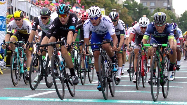 Tour de Pologne: Fumiyuki Beppu, samuraj na rowerze