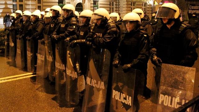Policja: wyjaśniamy działania podjęte w Ełku
