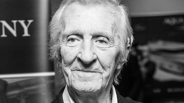 """13-10-2016 11:22 Andrzej Kopiczyński nie żyje. Aktor znany z serialu """"Czterdziestolatek"""" miał 82 lata"""
