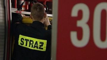 27-02-2017 16:25 60-latek podpalił się i wszedł do starostwa powiatowego w Zamościu