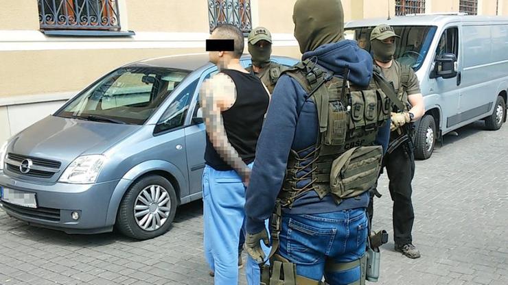 Były polski bokser wpadł w ręce policji