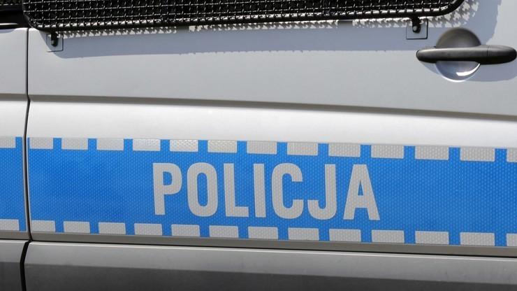 Zatrzymanie w Krakowie. Mężczyzna mierzył do policjantów prawdopodobnie z broni hukowej