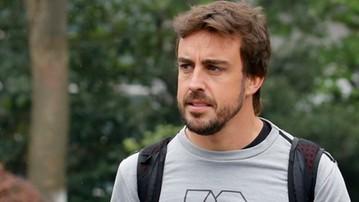 2017-10-19 Formuła 1: Alonso przedłużył kontrakt z McLarenem