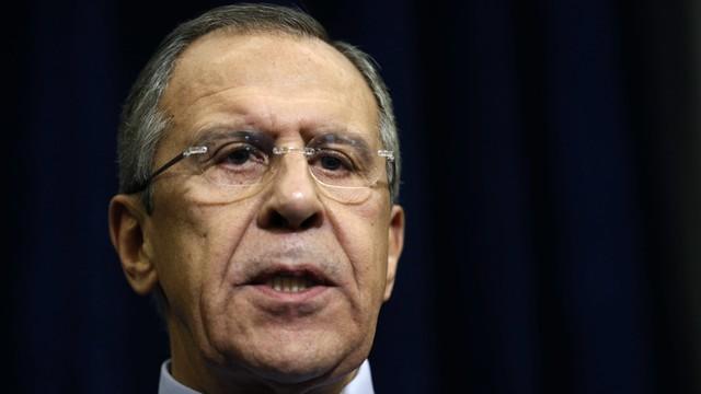 Ławrow: Rosja nie będzie prowadzić wojny z Turcją