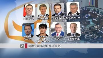 Personalne przegrupowania w opozycji