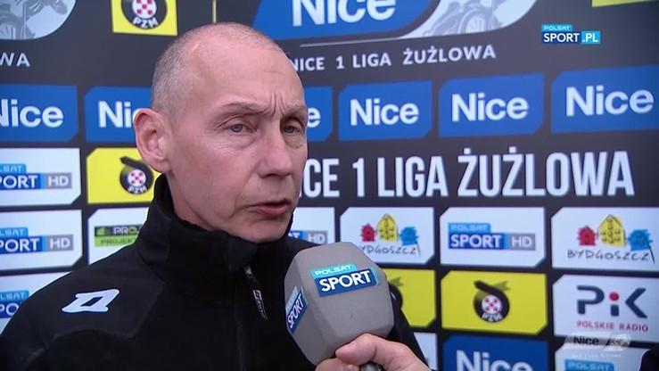 Jacek Gollob: Lekarze wkrótce ogłoszą werdykt, na który czekamy