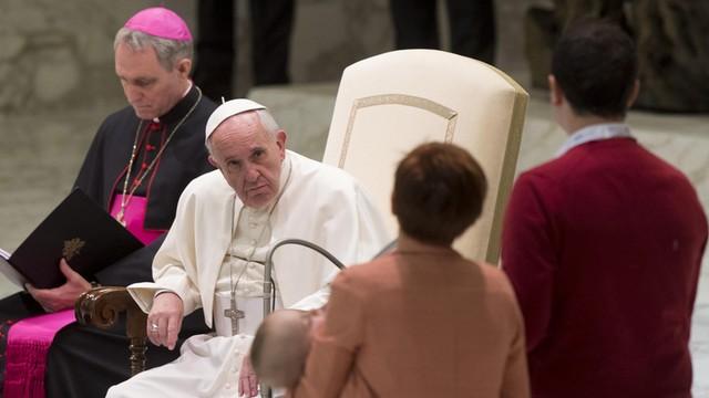 Papież: pokój jest owocem solidarności, miłosierdzia i współczucia