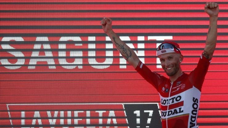Vuelta a Espana: Marczyński wygrał szósty etap! Poljański na drugim miejscu!