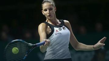 2017-01-07 WTA Brisbane: Siódmy tytuł Pliskovej