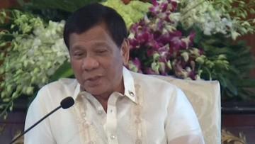 """28-08-2017 17:06 """"Jeśli aresztowany stawia opór, macie pełne prawo zabić idiotę"""". Kontrowersyjny rozkaz prezydenta Filipin"""