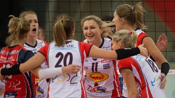 2016-11-01 Orlen Liga: Budowlani Łódź jeszcze uczą się roli faworyta