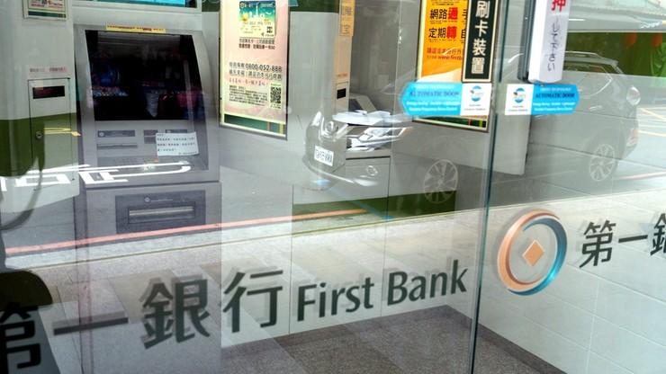 Hakerzy okradli bankomaty na Tajwanie. Podejrzani są Rosjanie
