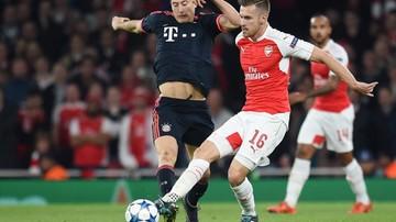 2015-10-22 Ramsey wypada z gry na kilka tygodni