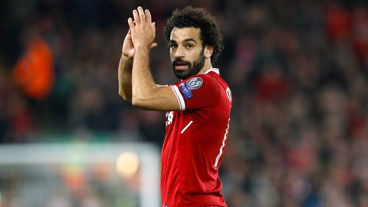 Salah arabskim piłkarzem 2017 roku