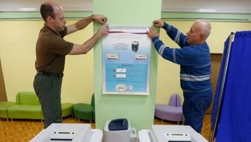 17-09-2016 22:13 Rosja: wybory do Dumy Państwowej