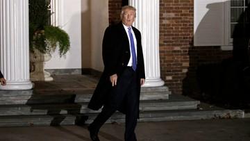 22-11-2016 05:50 Przesłanie Trumpa do Amerykanów: pierwszego dnia prezydentury wycofa USA z Partnerstwa Transpacyficznego
