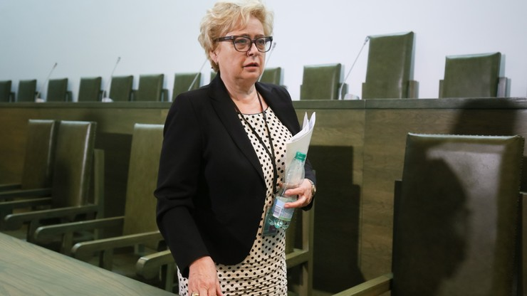 Gersdorf do parlamentarzystów: nie reprezentujcie tylko partyjnego interesu