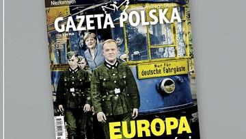 14-03-2017 13:33 Tusk w mundurze Wehrmachtu na okładce prawicowego tygodnika
