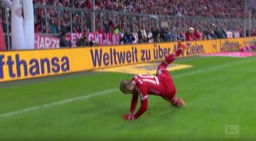 2015-12-04 Robben nie umie cieszyć się z goli? TOP5 najgorszych celebracji Bundesligi (WIDEO)
